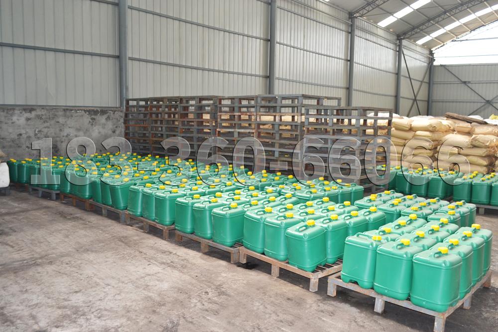 多功能泥浆处理剂客户定制包装